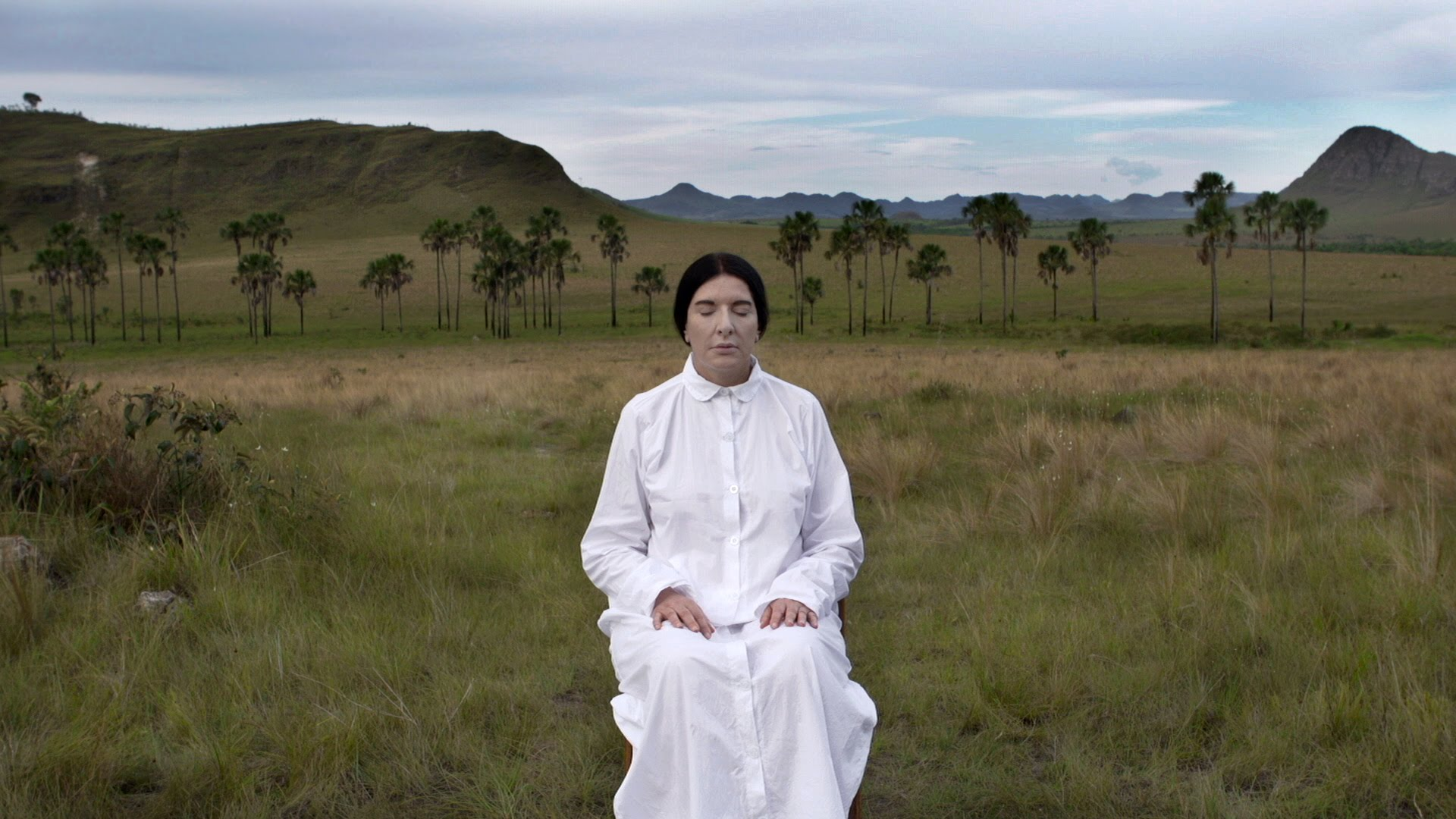 "The Space in Between - Marina Abramovic and Brazil   ""A fascinating journey with one of the most unpredictable and fascinating artists of our times."" – BFI London      Read more"