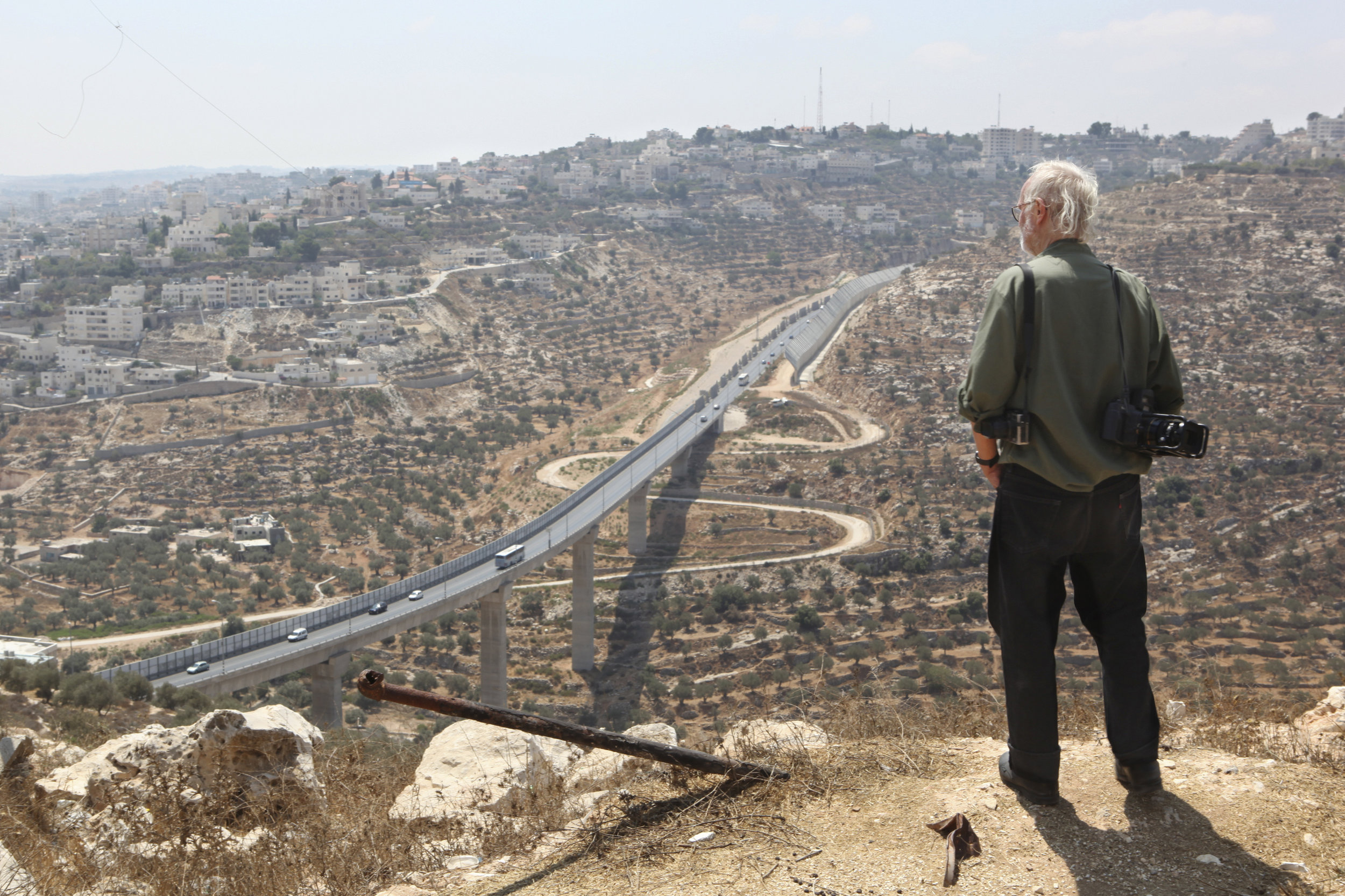 Koudelka - Shooting Holy Land - Read more