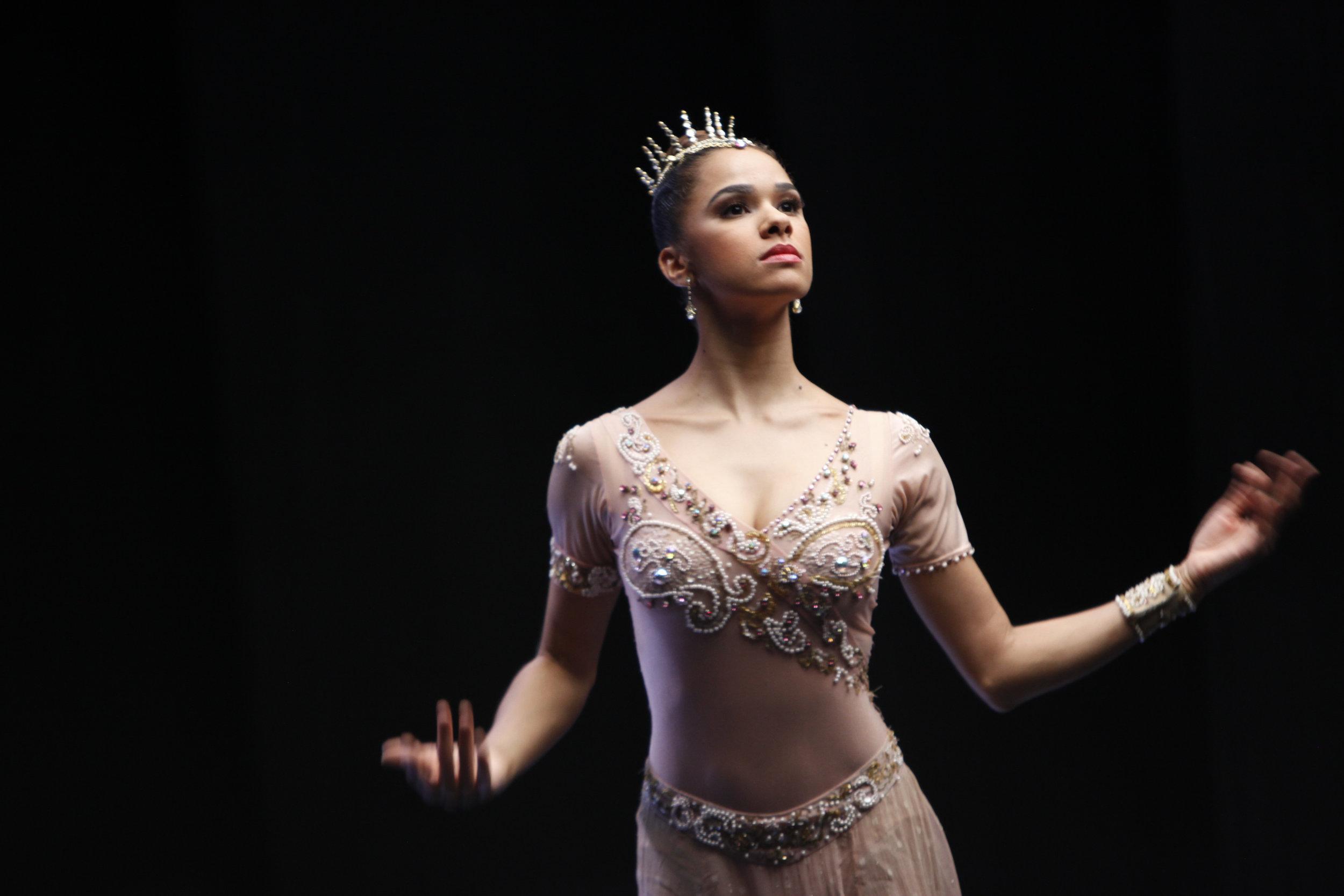 A Ballerina's Tale - Read more