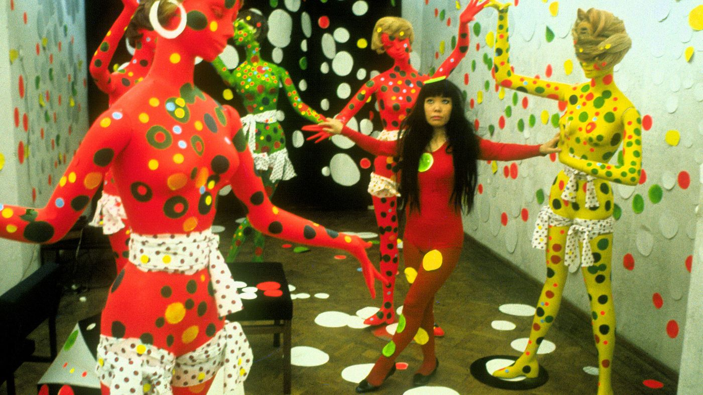Kusama - Infinity     A sharp portrait of the trailblazing Japanese pop artist Yayoi Kusama – Little White Lies      R  ead more
