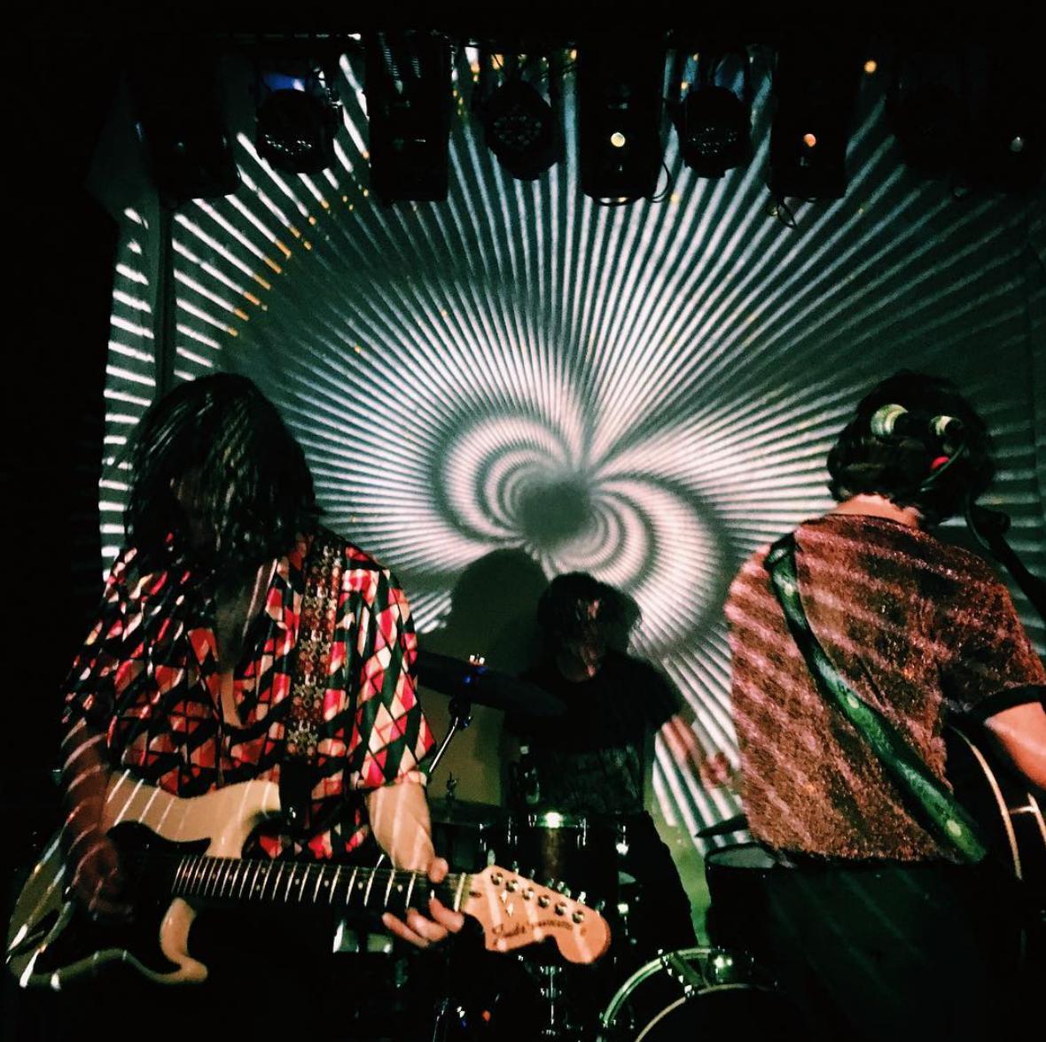 Psychdelic Rock Band -