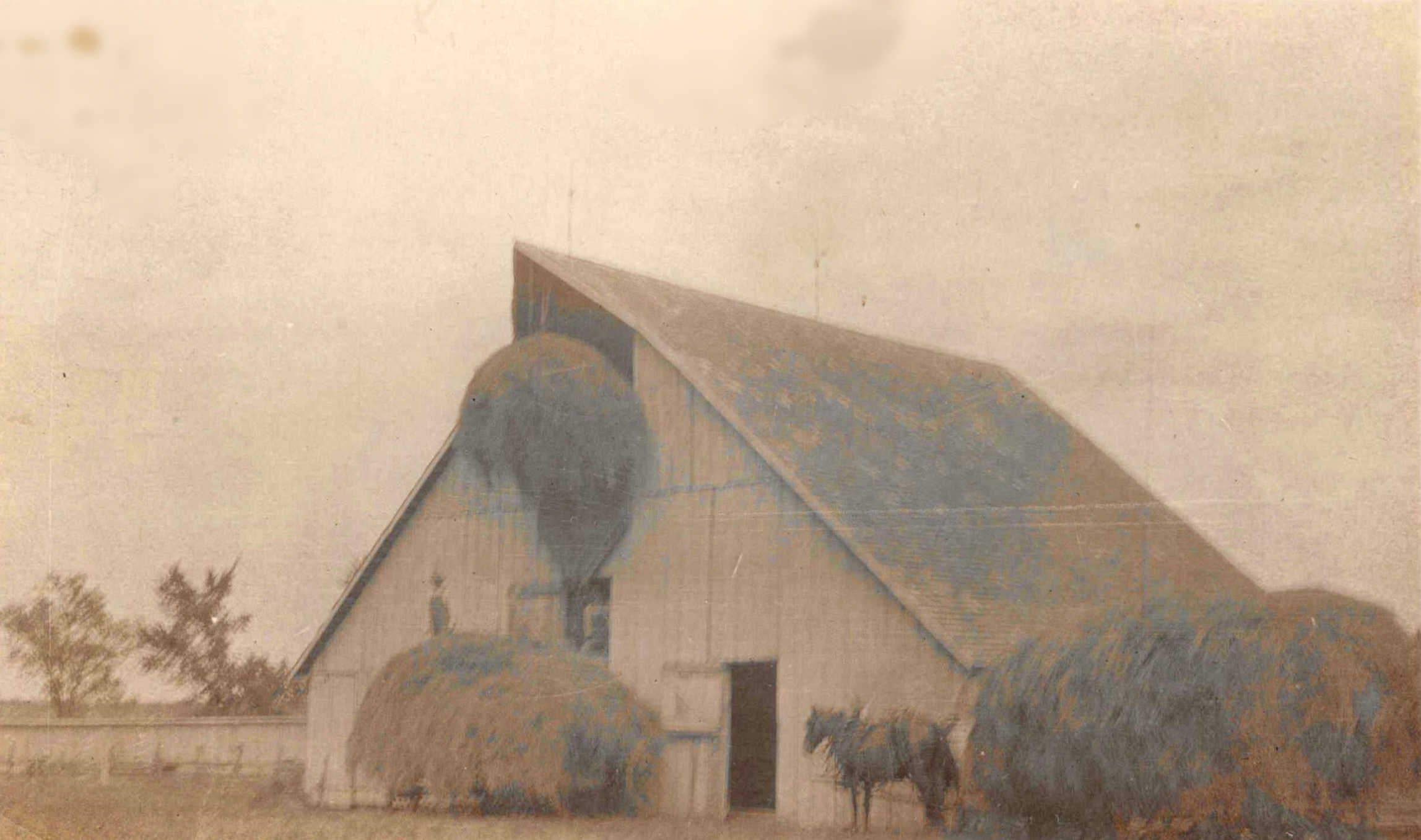 Howerton Farm, circa 1920