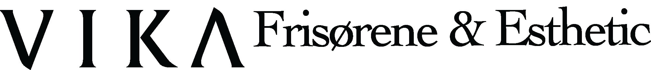 Frisørene & Esthetic - Svart
