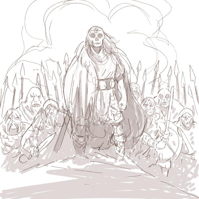 Barbarian Lord 2 ideas