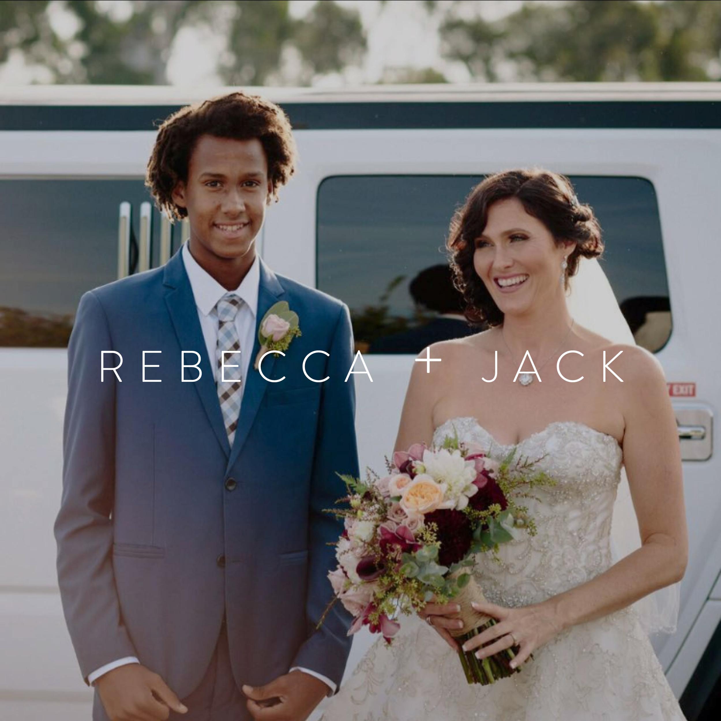 REBECCA + JACK