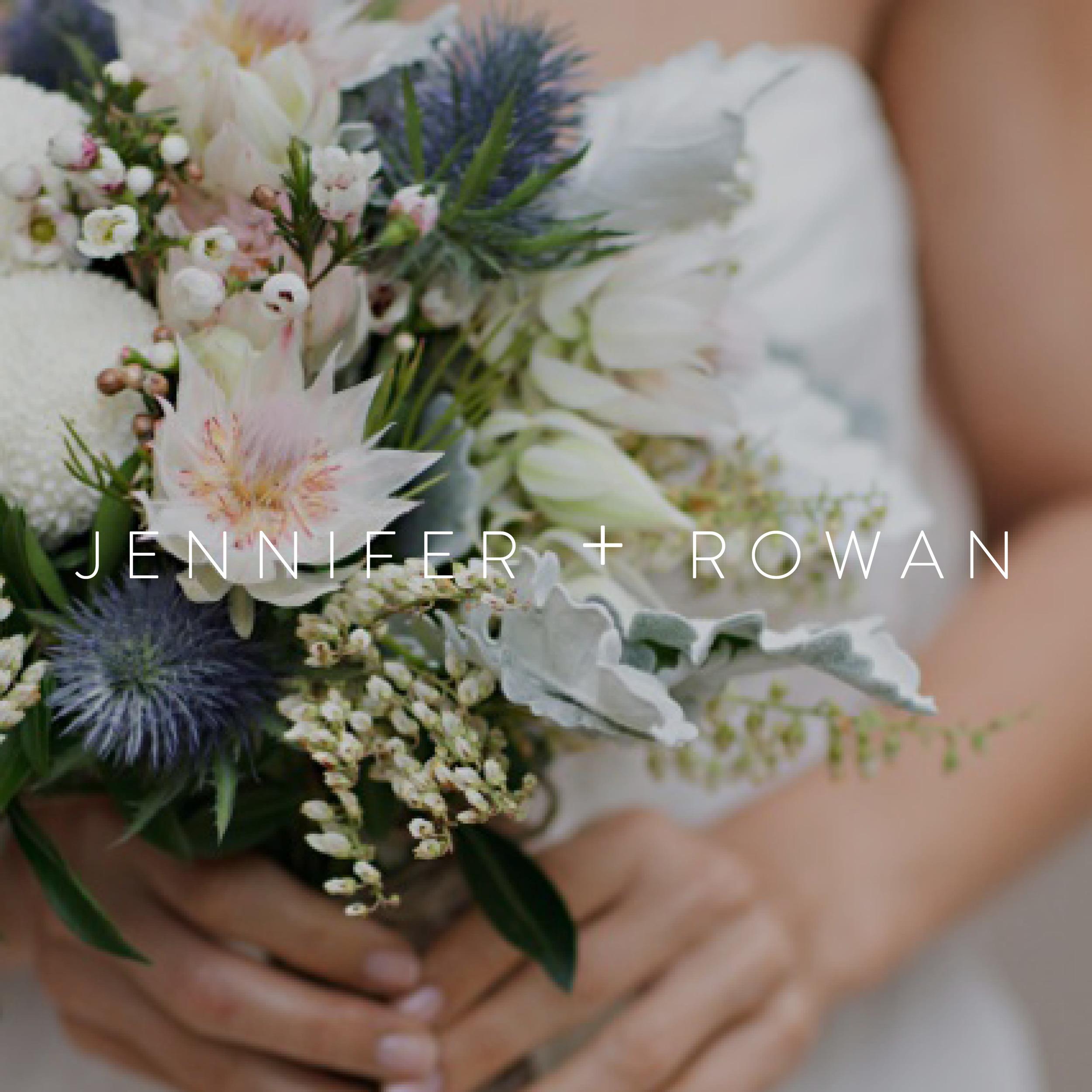 Jennifer and Rowan
