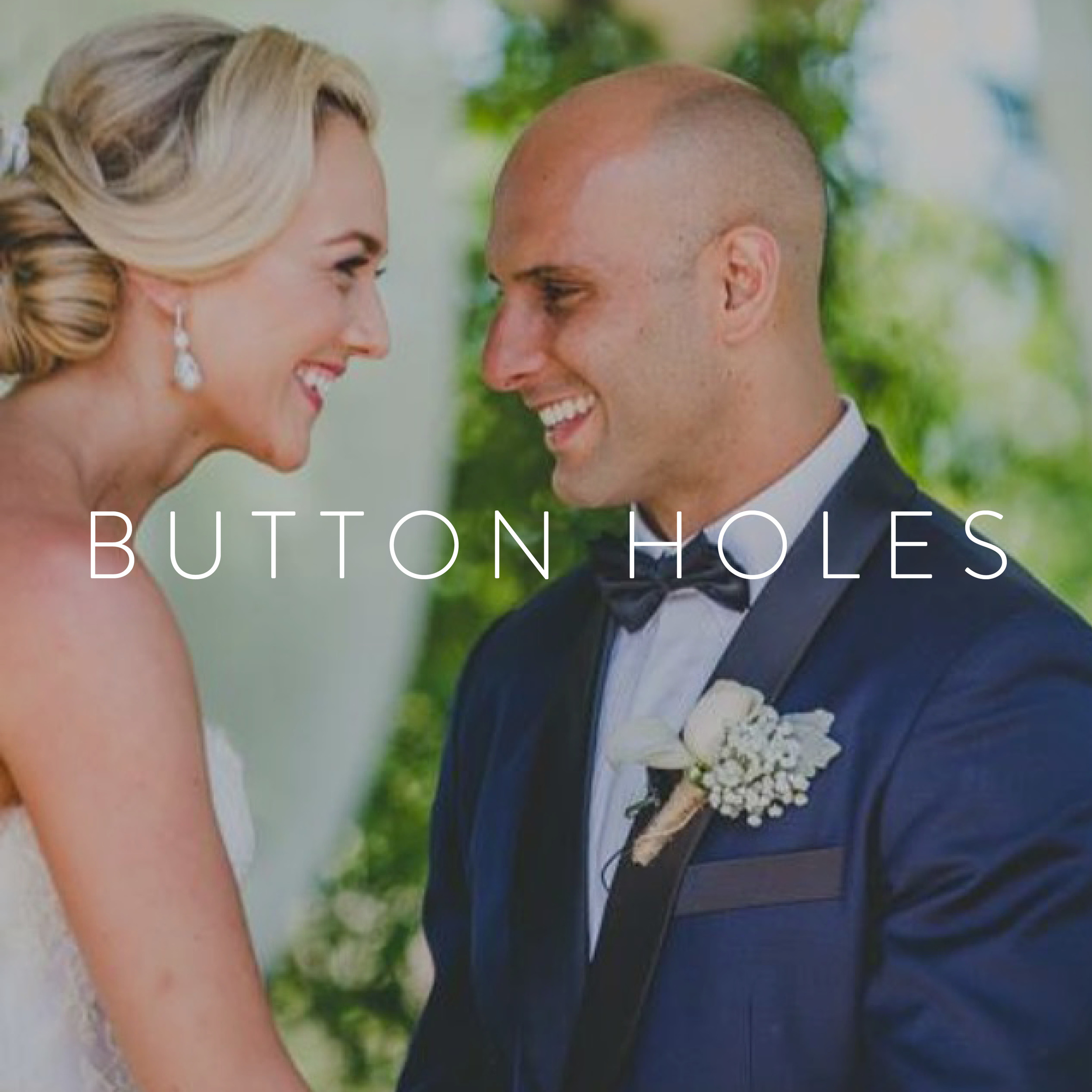 BUTTON HOLES