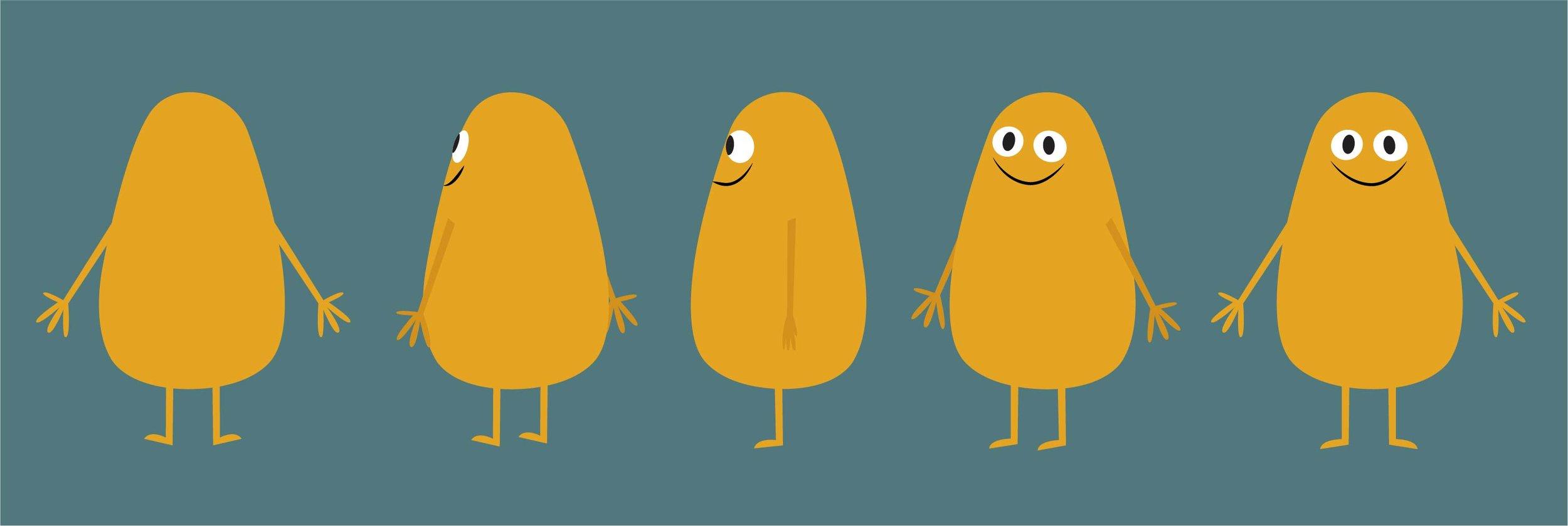 Bean Man Character Test