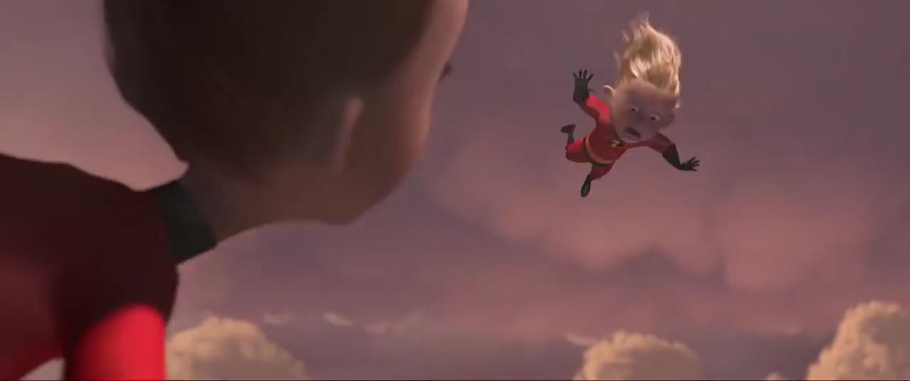 The Incredibles - Mum Saves Kids