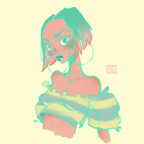 Redraw this in your Style: Chabe Escalante