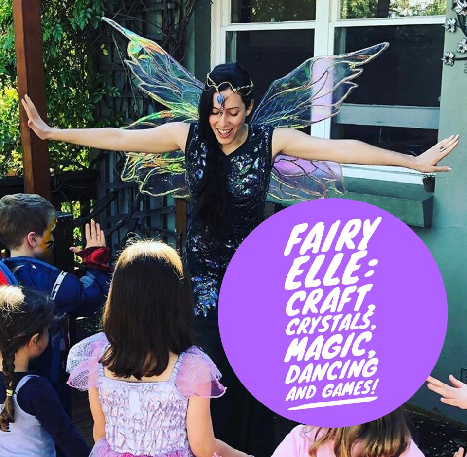 Let us take you into the magical world of fairies