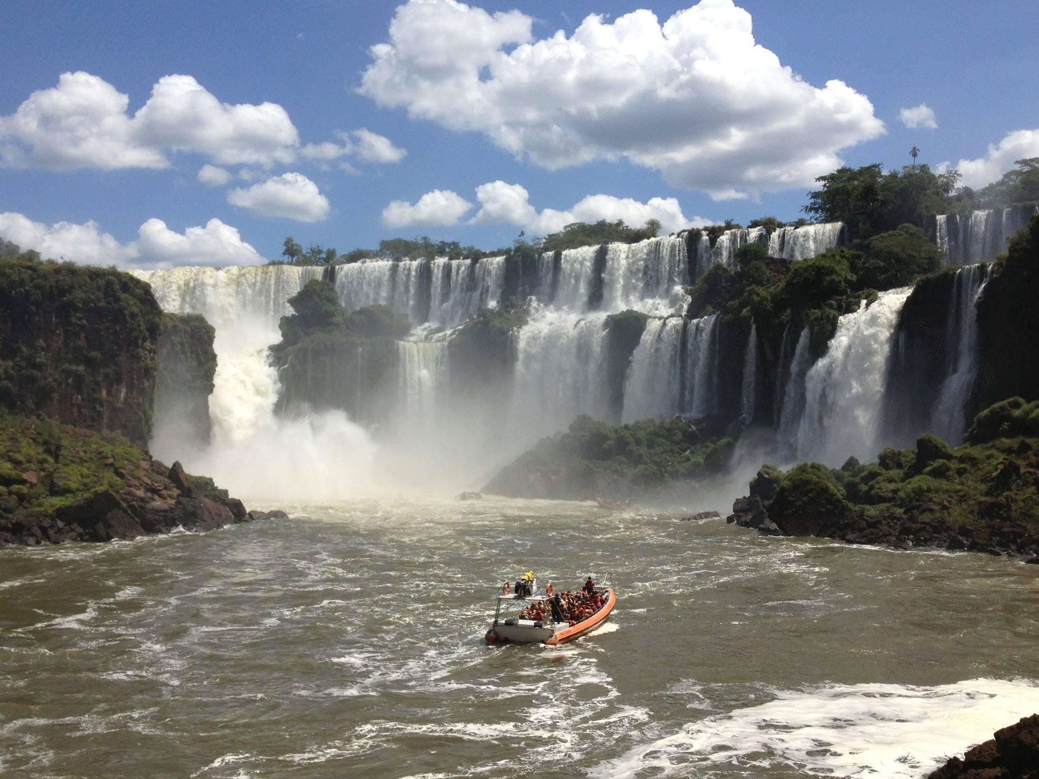 Iguazu Falls, Misiones, Argentina