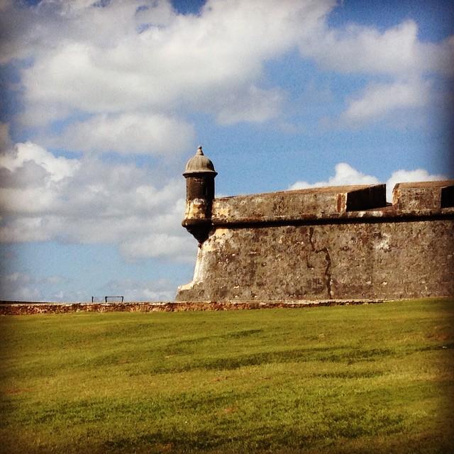 Castillo San Felipe del Morro, San Juan, Puerto Rico