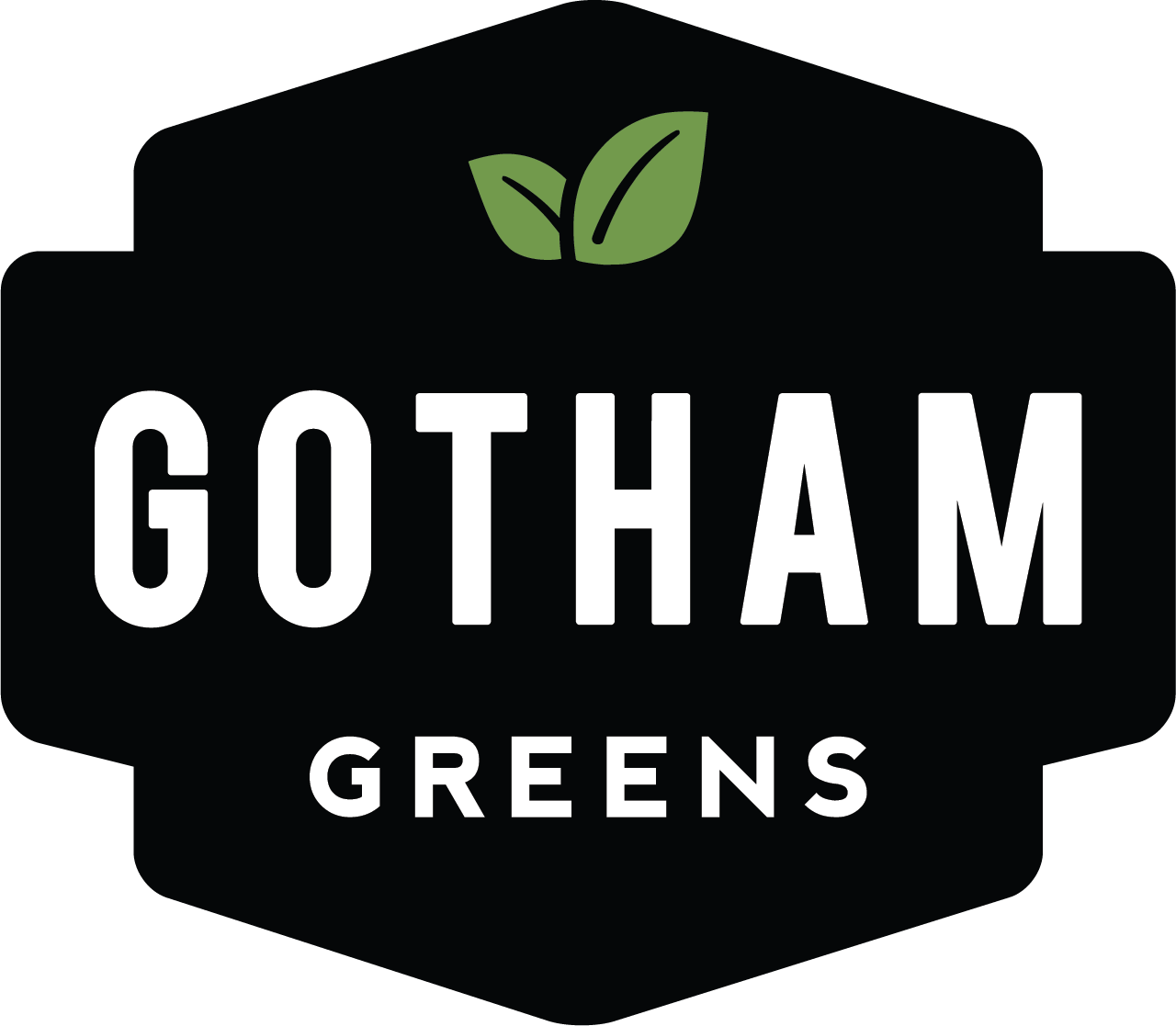 Gotham Greens Logo Black Just the Shield.png