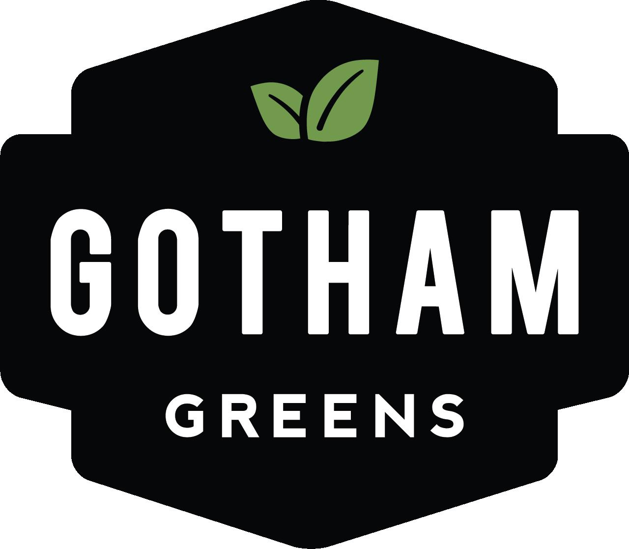 Gotham Greens Logo Black Just the Shield.png