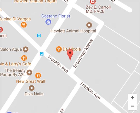Cryocure Hewlett - 18 Franklin Ave. Hewlett, New York