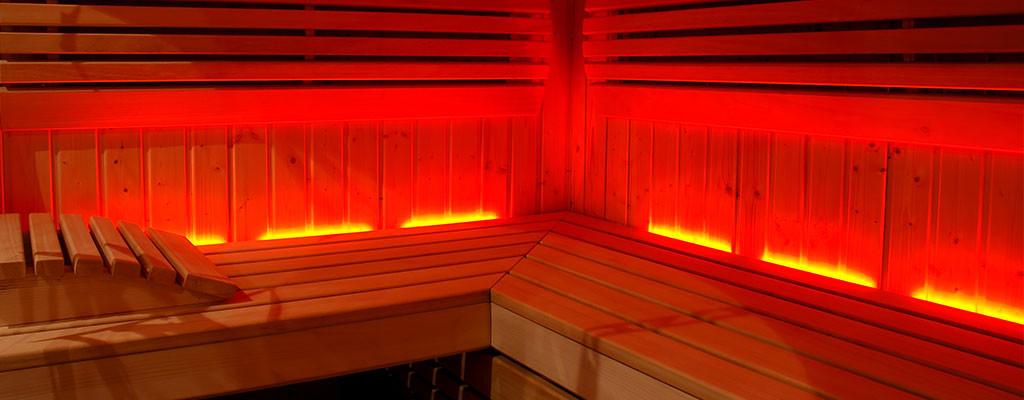 Infrared Sauna — Cryotherapy Wellness Center