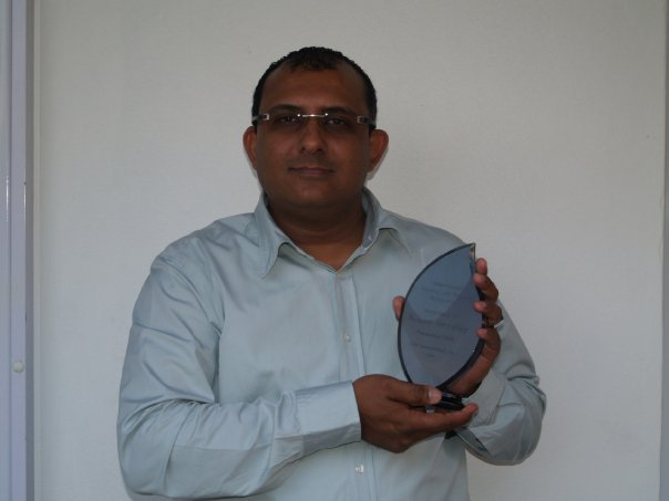 Ruben Moodle, Color International South Africa Franchise