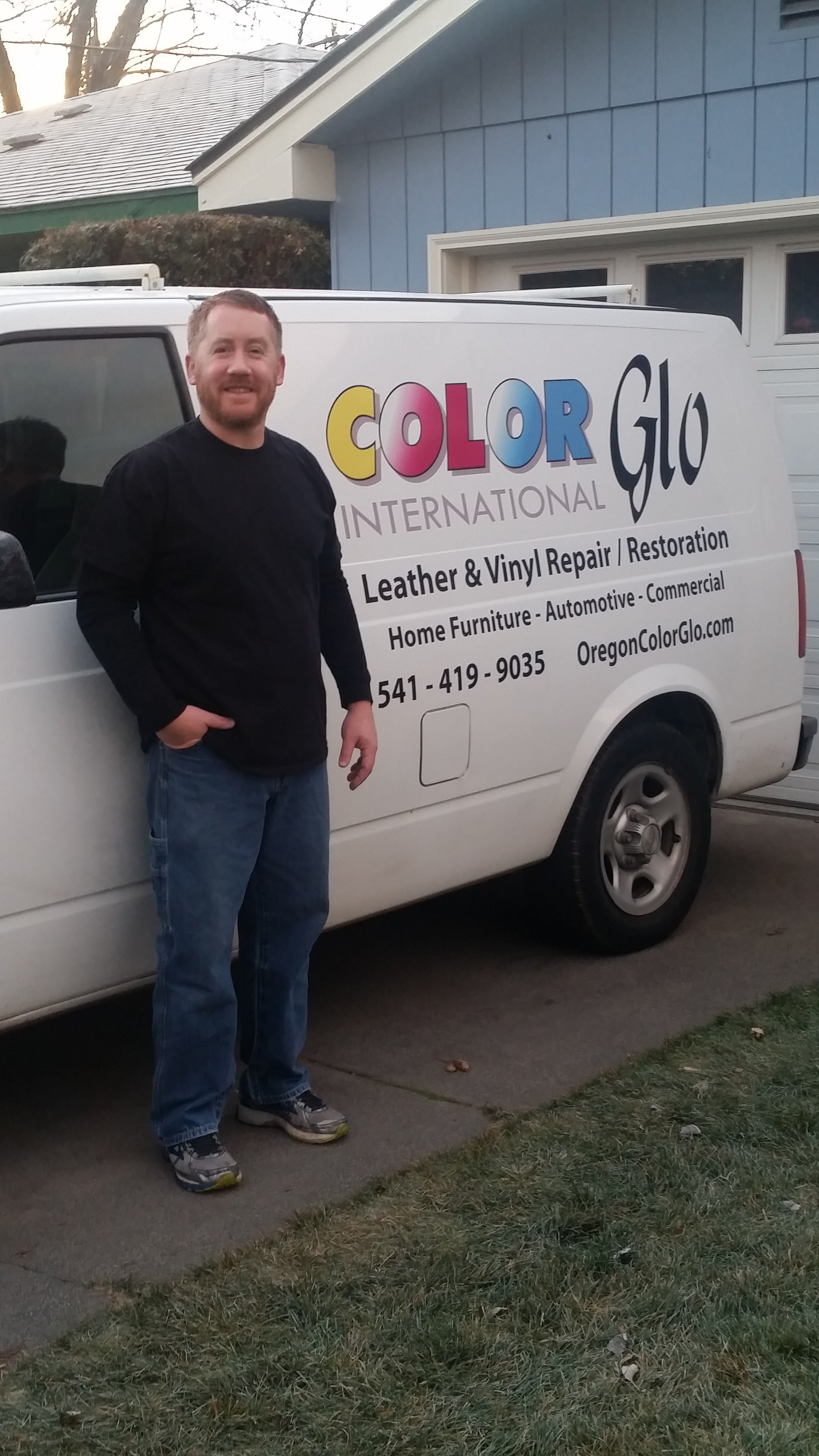 Adam Sears - Servicing Deschutes, Jefferson and Crook counties in the state of Oregon.www.oregoncolorglo.comPhone: 541-419-9035