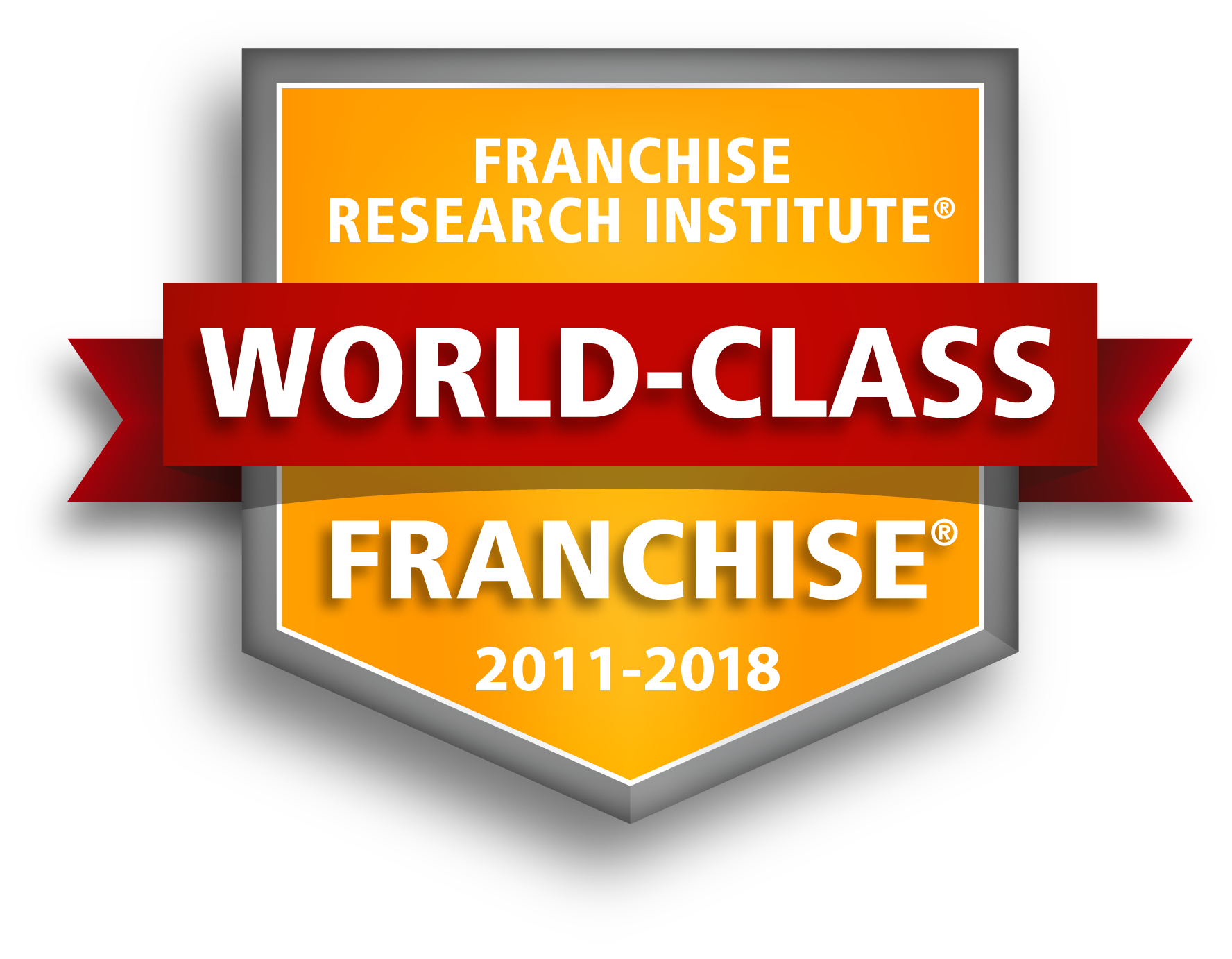 Franchise Research Institute World-Class Award 2018