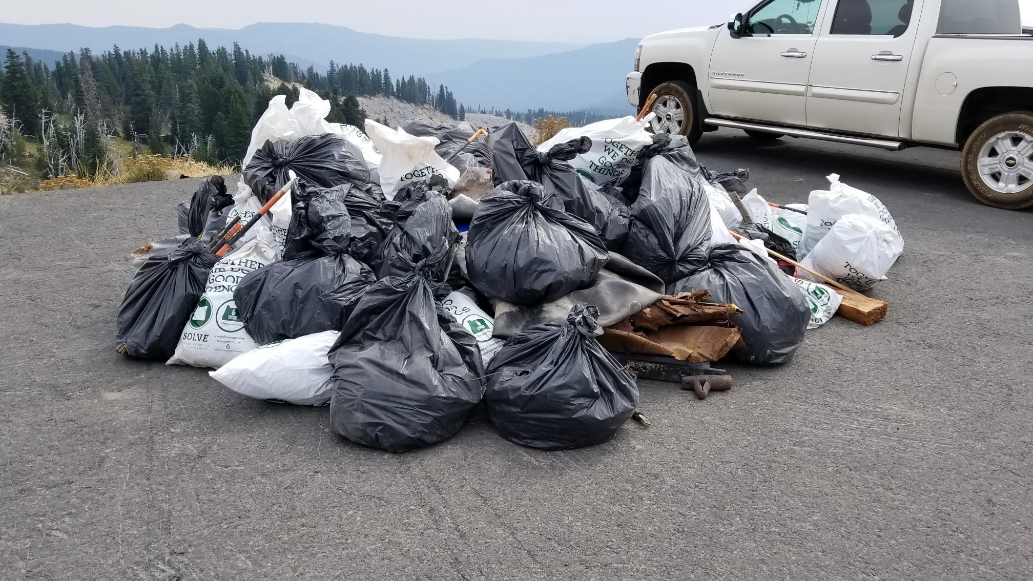 Stop Oregon Litter & Vandalism