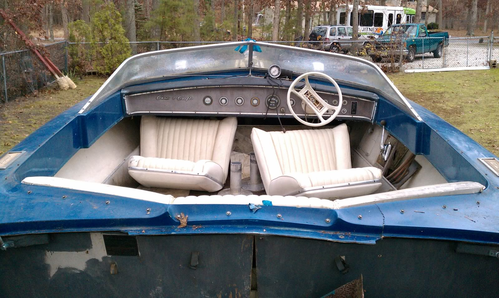 Uffda! Does your boat look like this?