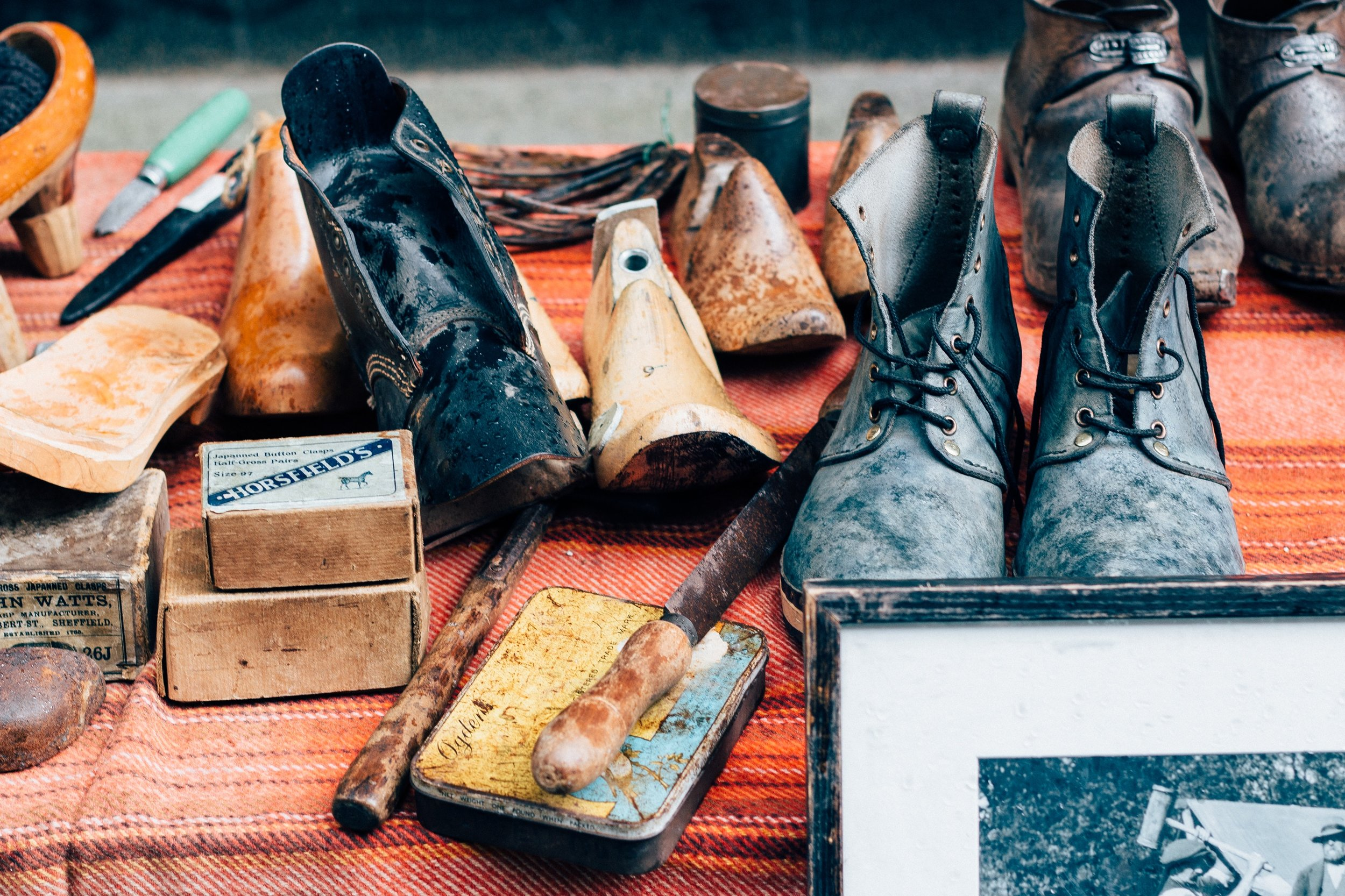 Why You Should Restore Your Old Shoes
