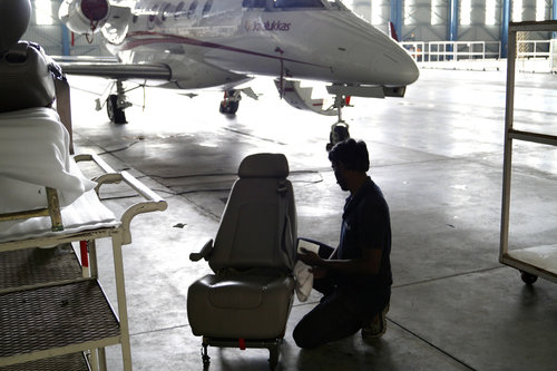 Could Your Aircraft Benefit From Color Restoration?