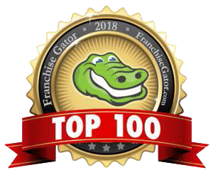 Franchise Gator Top 100. Color Glo International