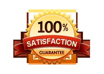 Color Glo Satisfaction Guarantee