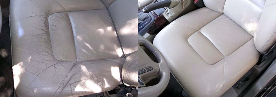 Before/After Auto Seats