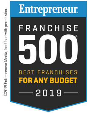 Color Glo International® Listed On Entrepreneur 2019 Best Franchises For Any Budget