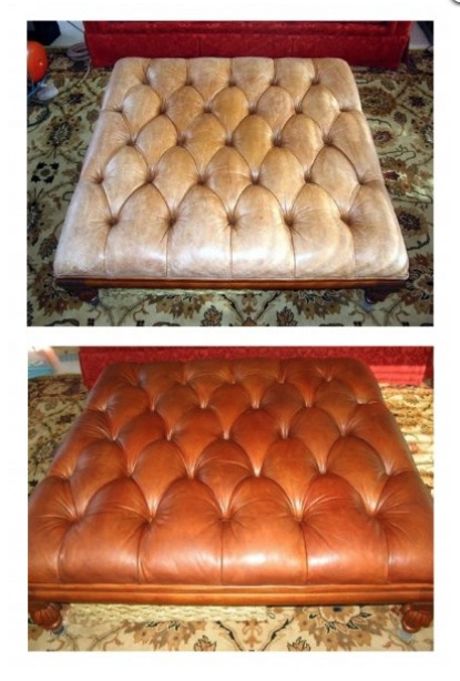Full Leather Dye & Restoration