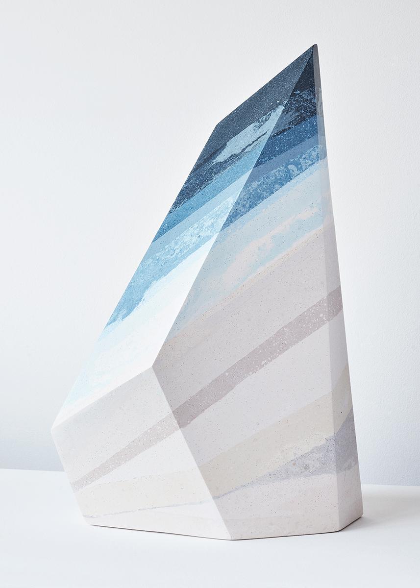 Untitled  Jesmonite  52 x 32 x 23 cm  2019  Image by Seb Camilleri
