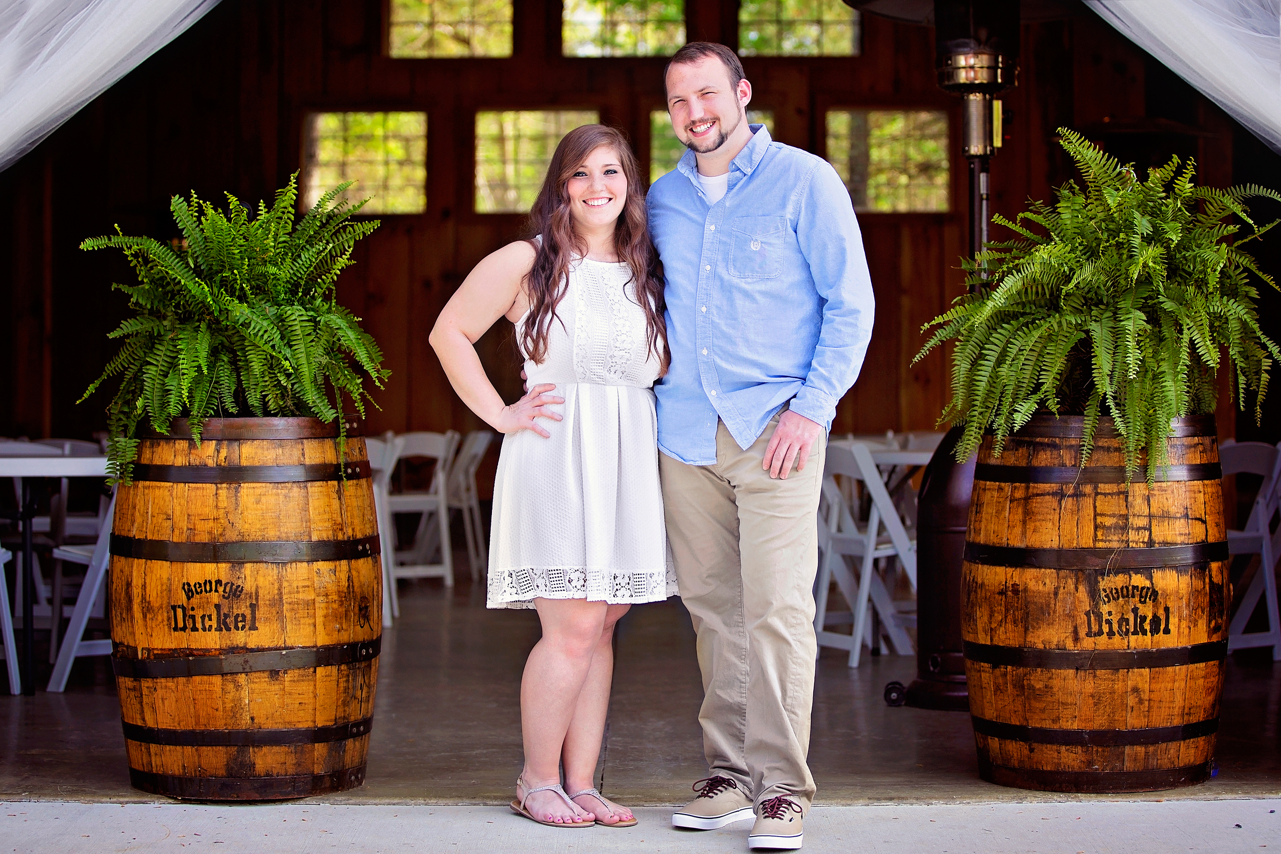 Jobanna Jimenez and Tanner Hicks Engagement