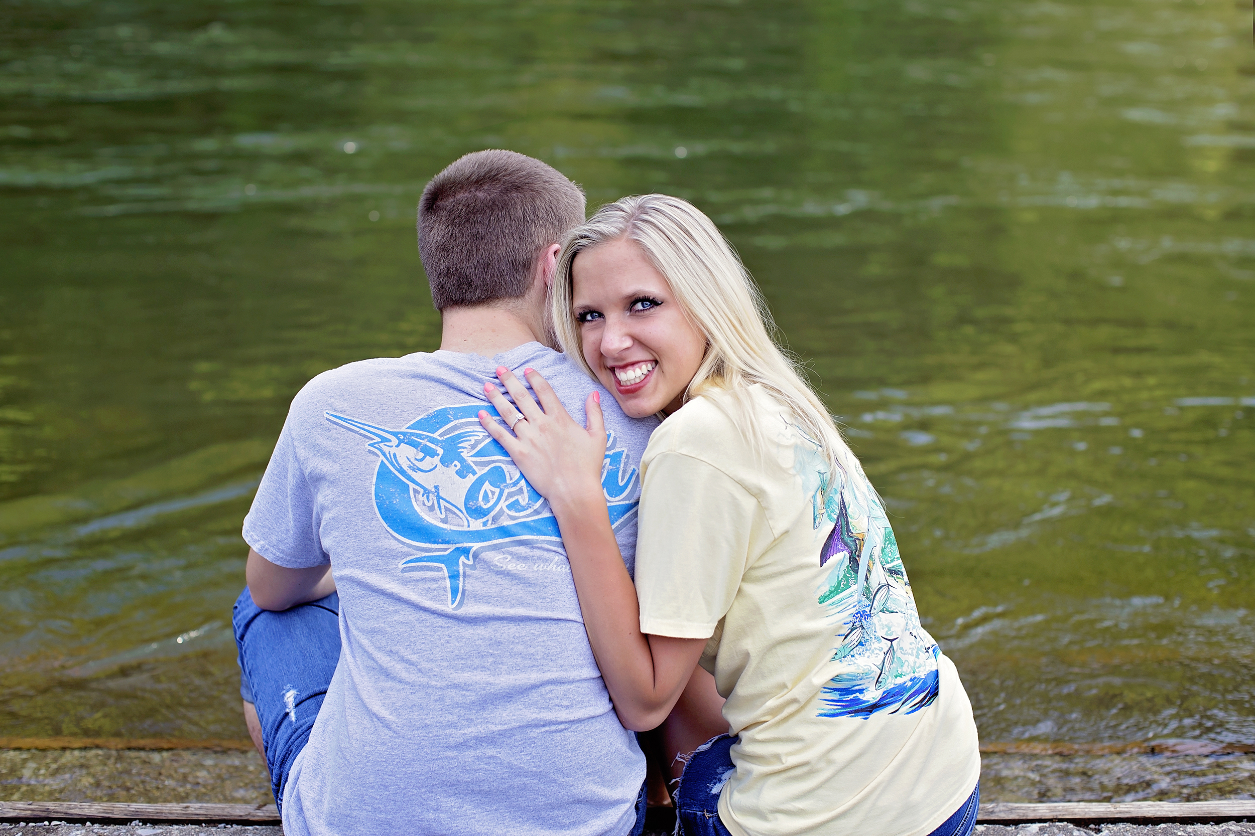 Ocoee Engagement Photo