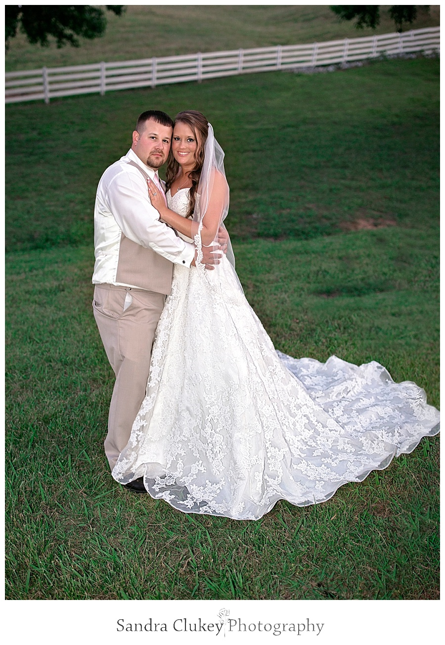 White Lace And Promises Bridal Gown