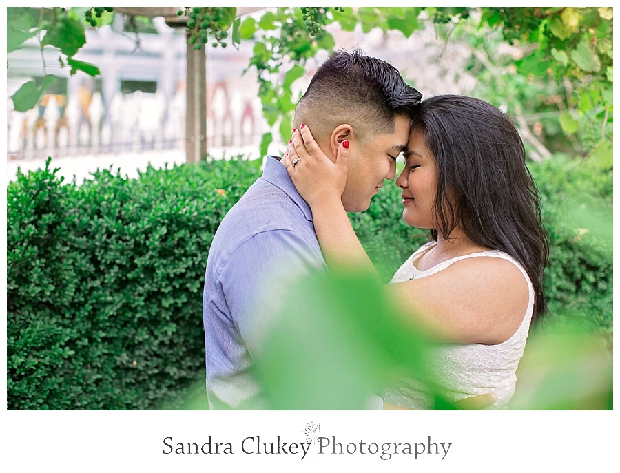 Filipino Photo shoot engagement