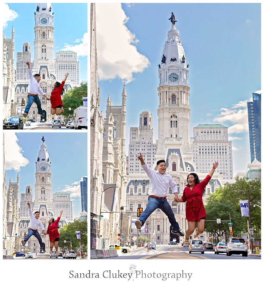 Center Philly jump photo