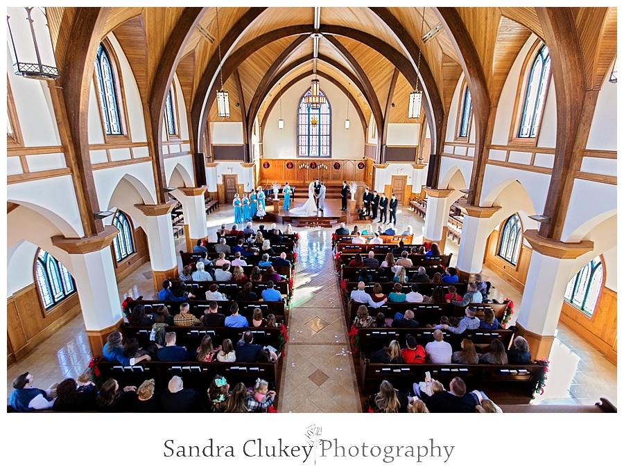 Lee University Chapel Wedding, Cleveland TN