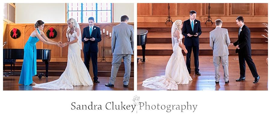 Wedding in Cleveland TN