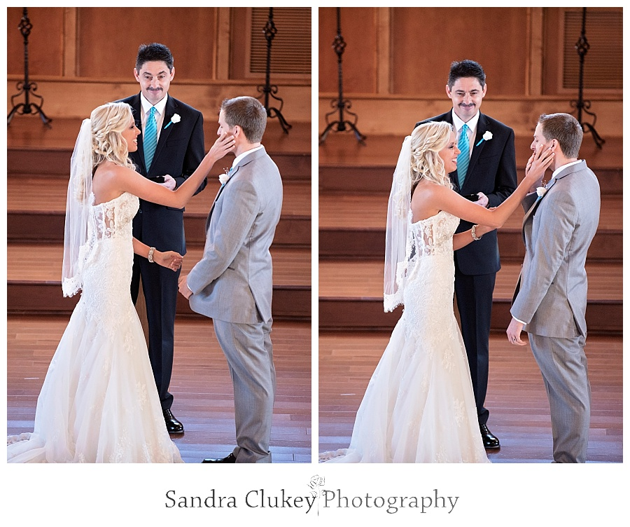 """Say """"I Do"""" in the Chapel at Lee University"""