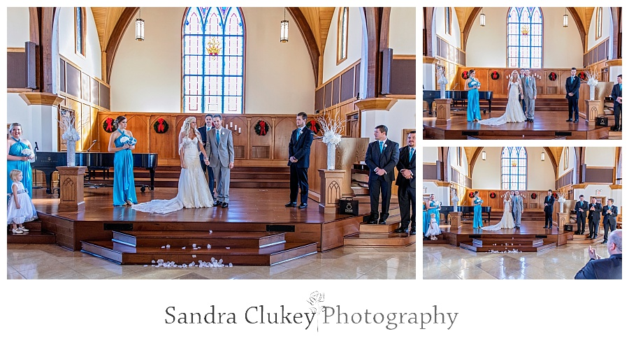 Get Married in the Chapel at Lee University