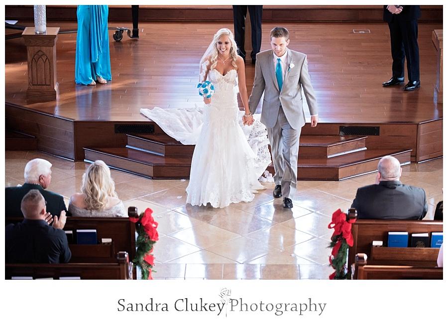 Lee University Wedding