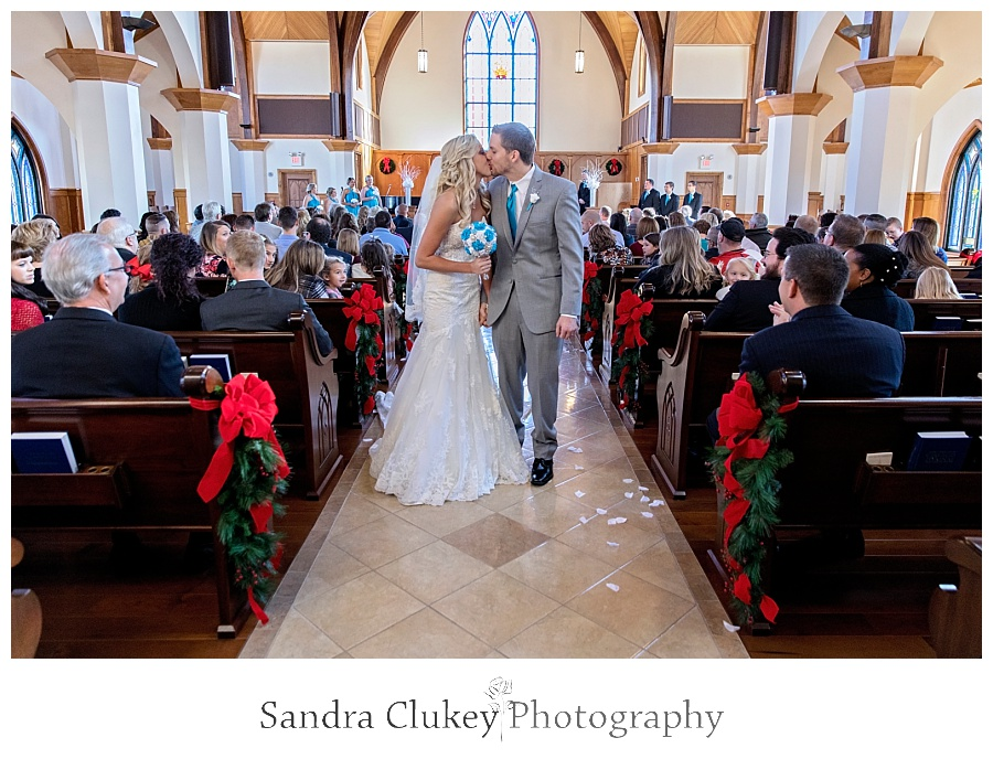 Wedding Images from Lee University Chapel