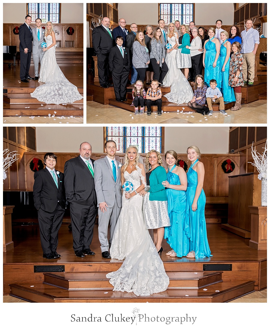 Fabulous Formals in the Chapel at Lee University