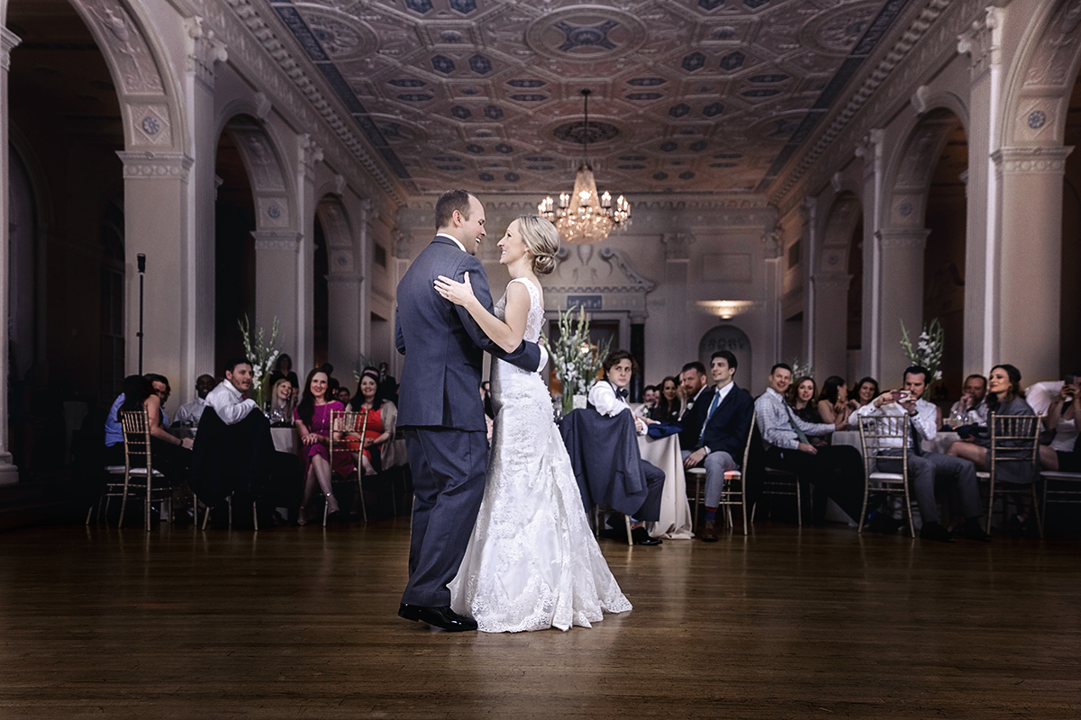 First Dance. Biltmore Ballroom Atlanta GA