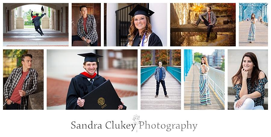 Senior Portraits and Graduate Photography