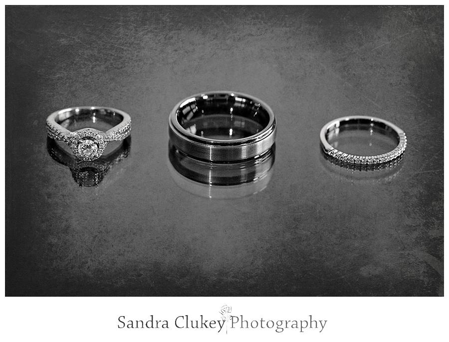 Spectacular wedding rings