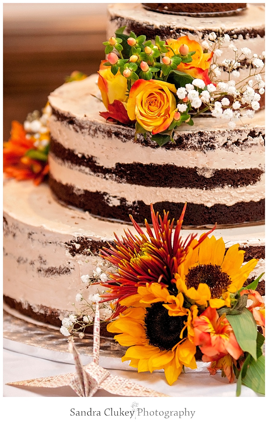Special wedding cake offered